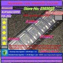 Aoweziic 100% novo importado original rjp30h1dpd rjp30h1 para 252 lcd tubo de plasma (estoque do armazém)