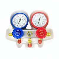 New Manifold Gauge for r134a Auto Air Conditioning Refrigerant Diagnosis Tool Set R 134A refrigerant A/C system
