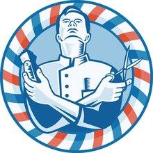 Outils professionnels de Salon de coiffure, fournitures de barbier