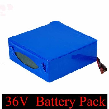 Liitokala 36V 20AH 18650 Lithium battery pack 36v Electric Bike batteries 42v 20000mAh 1000W Scooter with 30A BMS image