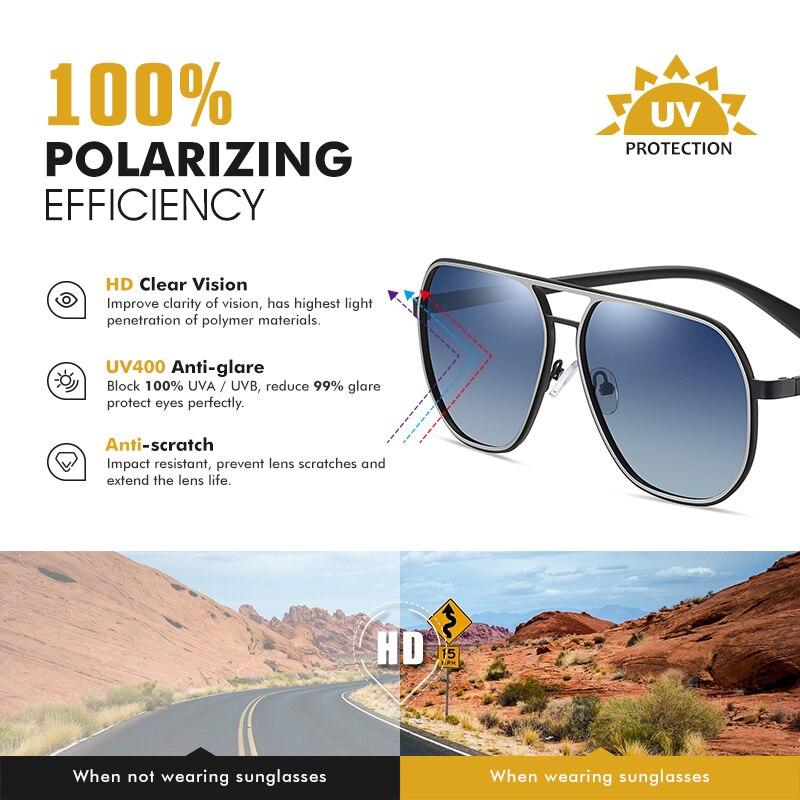 Купить coolpandas новинка 2021 тренд мужские солнцезащитные очки поляризационные