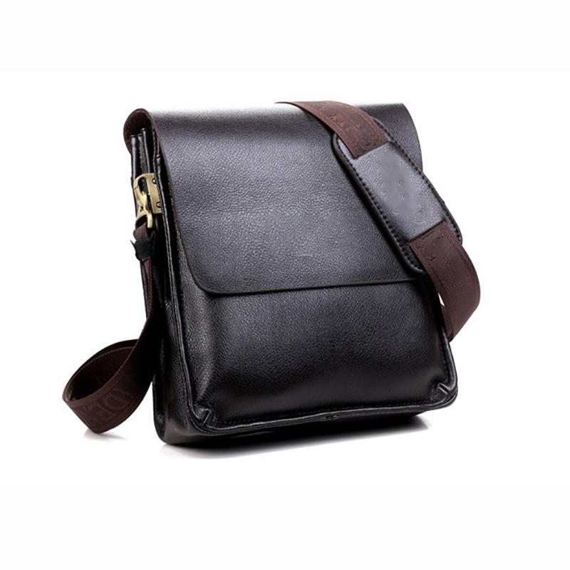 Hot Selling Shoulder Bag Men's Business Vertical Bag Paul MEN'S Bag Foreign Trade Boutique Shoulder Bag