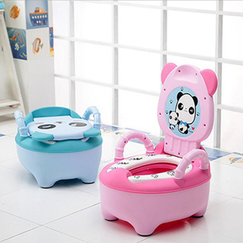 Portable Baby Pot Toilet Seat Pot For Kids Potty Training Seat Children's Potty Baby Toilet Multifunction Training Potty Toilet baby potty seat ladder children toilet seat cover kids toilet folding infant potty chair training portable