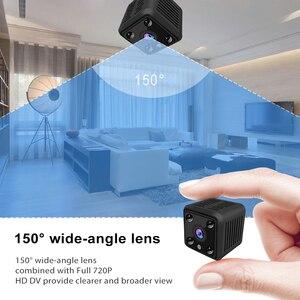 Image 4 - Mini caméra de Surveillance de batterie IP WIFI HD 1080P, dispositif de sécurité domestique sans fil, avec capteur, Vision nocturne infrarouge