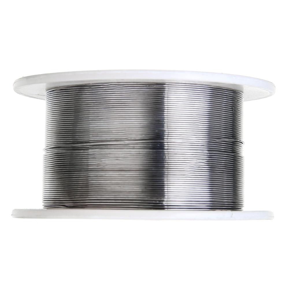 Non-corrosive Solder 60/40 50G Rosin Core Flux 1.2% Tin Lead Roll Soldering Welding Reel Mayitr Solder Wire 0.3 For Good Wetting