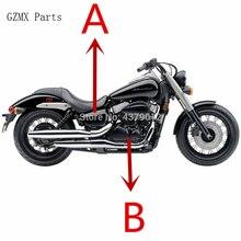 Für Honda Shadow ACE 750 VT750 VT400 VT 400 2004 2011 Motorrad Kupplung Batterie Side Abdeckung Batterien Gehäuse Motor schutz