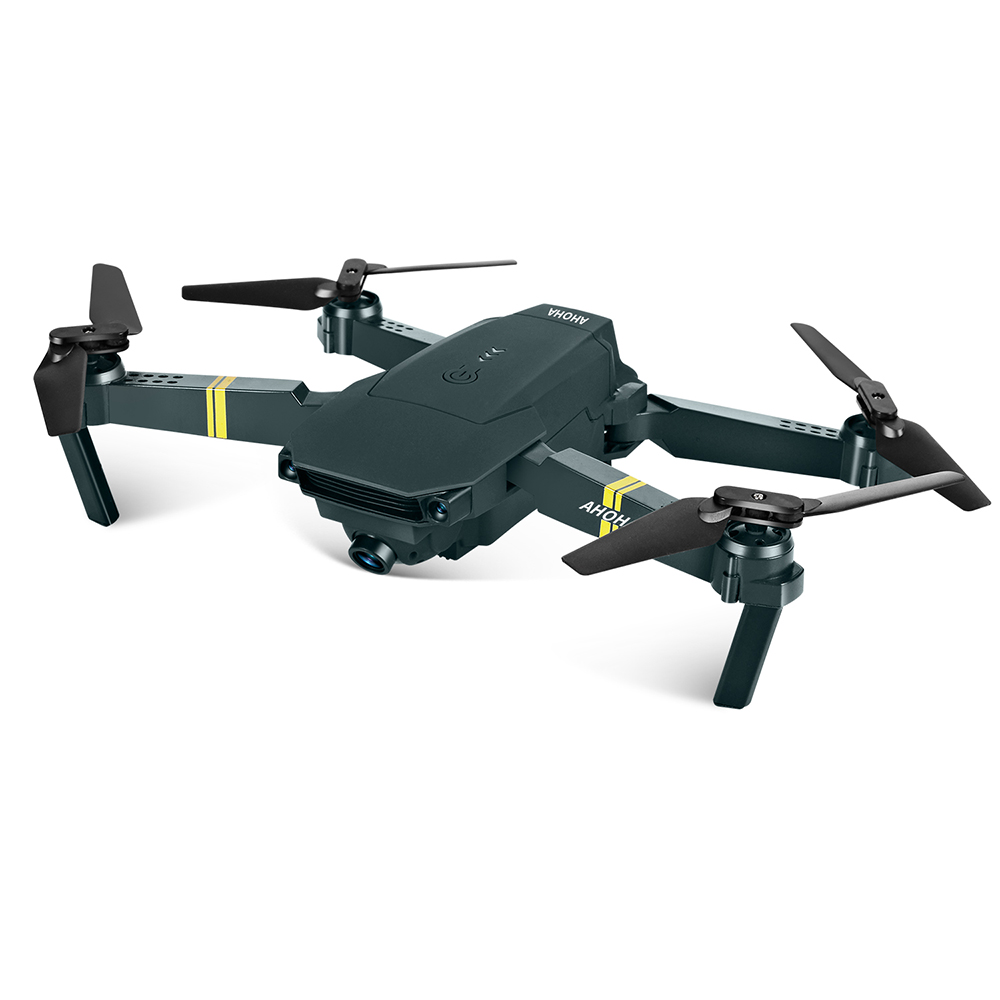 WIFI FPV Drone 4K With Camera Wide Angle HD 1080P Camera Hight Hold Mode Foldable Arm RC Quadcopter Drone Pro RTF Dron For Gift 5