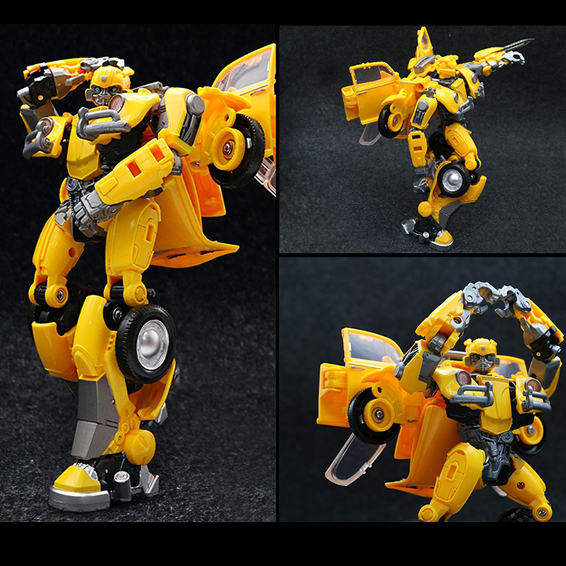 BMB H6001-3 Transformation Movie Oversized Beetle masterpiece MPM07 Bumblebee SS18 KO Version Alloy Action Figure Model Robot