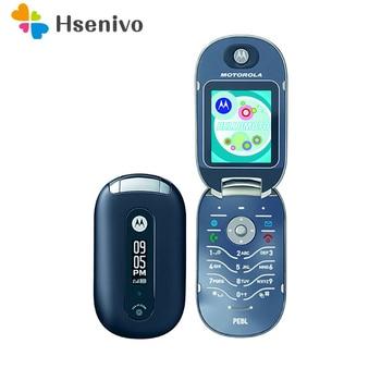 U6 original Unlocked Flip Motorola U6 Original Unlocked Motorola PEBL V6 phone 2.0