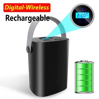 Rechargeable Wireless Car Air Compressor Pump