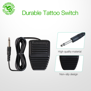 Image 5 - Professional Tattoo Pen Machine Rotary Kit With LCD Mini Power Tattoo Pedal Switch Supply