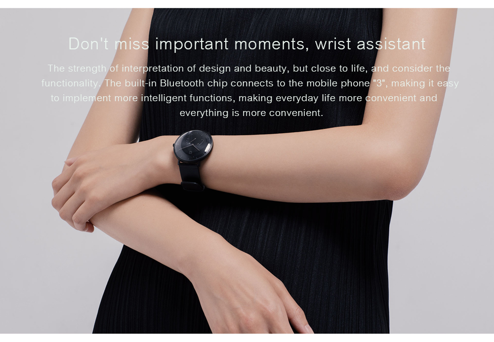 relógio banda lembrete vibrar para mijia app