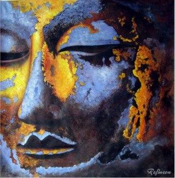 Buddha Caturiddhipada Oil Painting repro