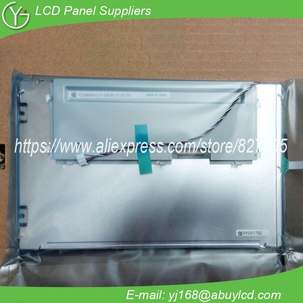 8.5'' LCD SCREEN TCG085WVLCF-G00