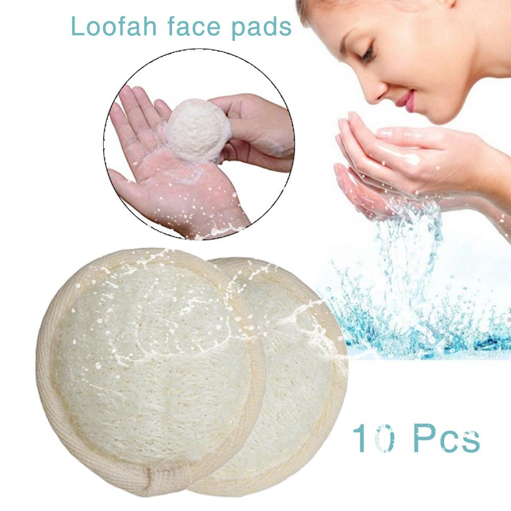 bucha bucha acessorios esfoliante beleza facial rosto pele buff pad escova pele 05