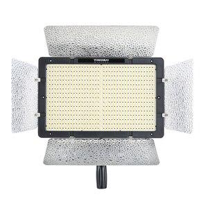 Image 2 - Yongnuo YN1200 + güç adaptörü 5500K beyaz 9300LM CRI95 1200 SMD Led Video dolgu işığı stüdyo aydınlatma uzaktan kumanda ile denetleyici