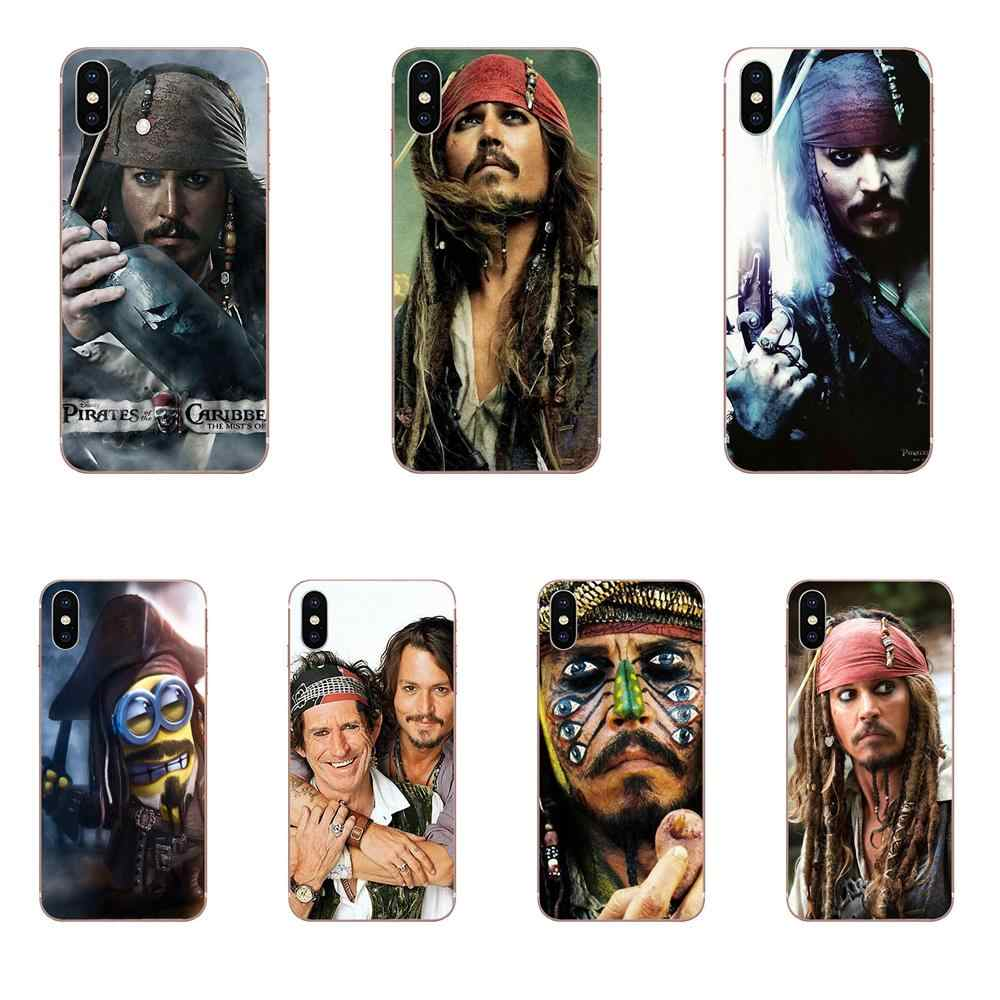 Pirates Of The Caribbean Johnny Depp Voor Galaxy Alpha Note 10 Pro A10 A20 A20E A30 A40 A50 A60 A70 a80 A90 M10 M20 M30 M40
