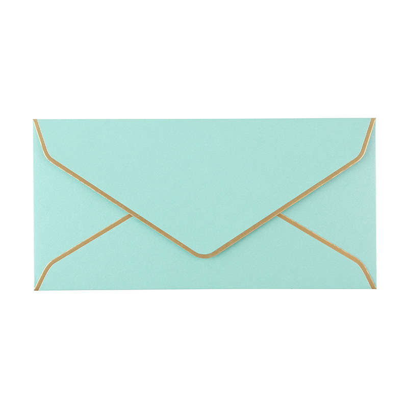 20pcs/lot #5 Envelopes Retro Pearl Paper Envelopes Wedding Party Invitation Greeting Cards Gift Drop Shipping 220mm X 110mm
