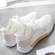 Summer Women Shoes Mesh Light Breathable Women Sneakers Flats Casual Female Trainers Walking Shoes Zapatillas Mujer