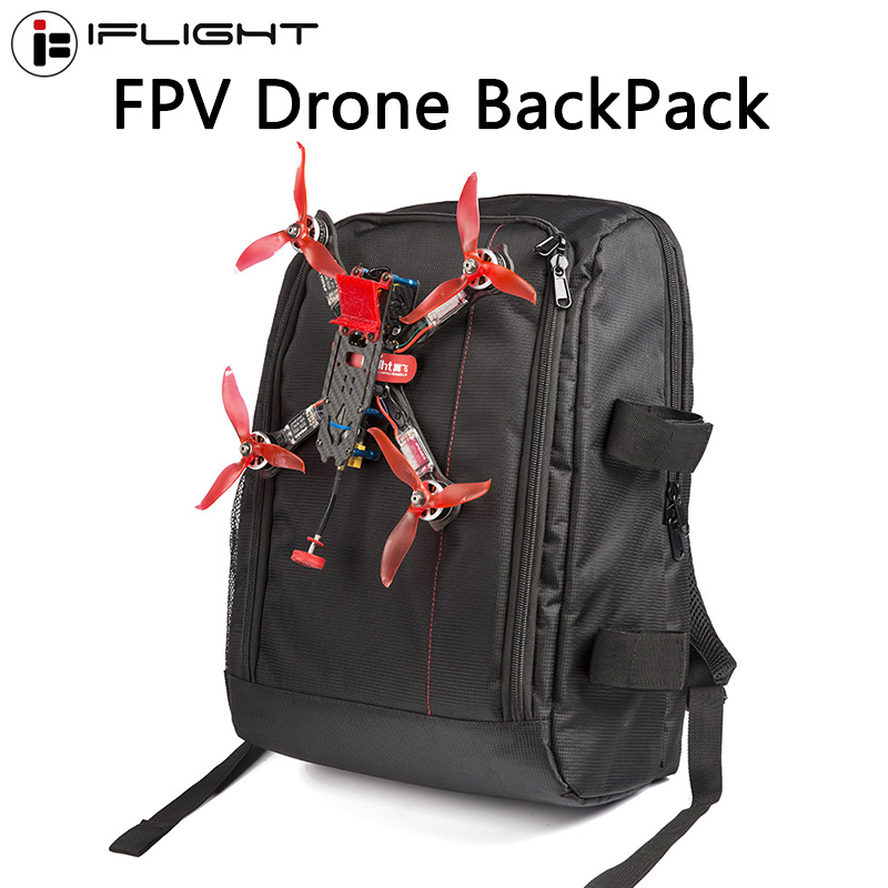 iFlight Traverser Drone Backpack FPV Racing Drone Quadcopter Carry Bag Outdoor Portable Case For Multirotor RC Plane Fixed Wing image