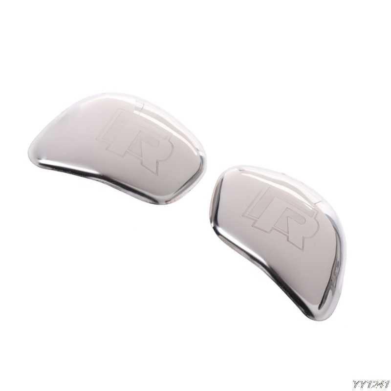 2019 yeni vites topuzu yan kapak Trim Sticker VW Golf MK7 Tiguan Polo Beetle Passat araba-styling 2 adet