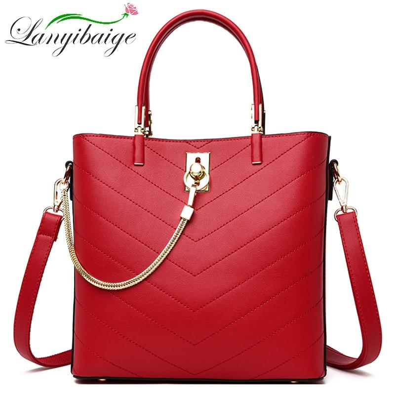 New Leather Tassel bags Large Capacity Women Shoulder Messenger Bag Handbag Famous Big Bag Designer Handbags High Quality Sac