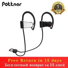 Bluetooth Headphones Tech Soundcore Wireless Waterproof Pottnar Sport with Ipx7/Sweatguard/Tech