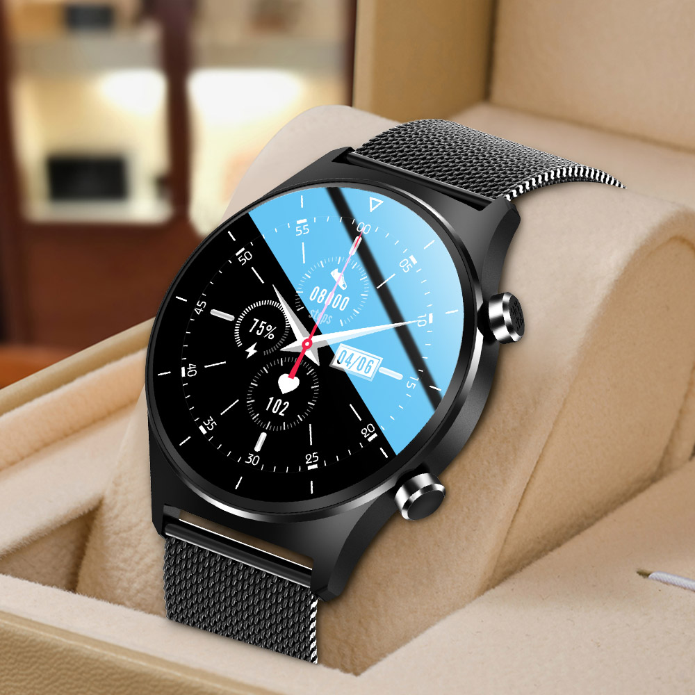 New Smart Watch Men E13 Multiple Sports Heart Rate Fitness Bluetooth Call Track Support Pedometer Smartwatch for Android IOS