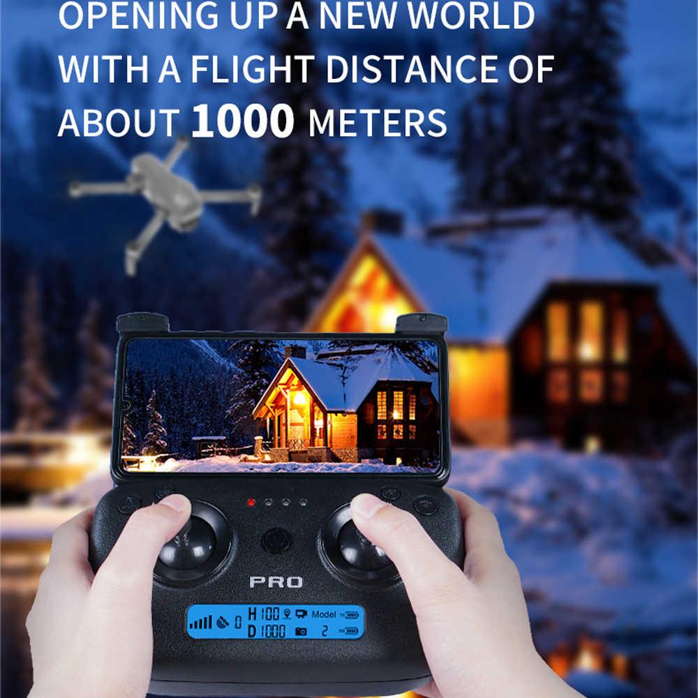 شارفونباي XIL193 الطائرة بدون طيار برو صحيح HD 4k الطائرة بدون طيار لتحديد المواقع 5g واي فاي محورين كاميرا ذات محورين الطائرة بدون طيار رحلة 25 دقيقة كوادكوبتر VS sg906 pro
