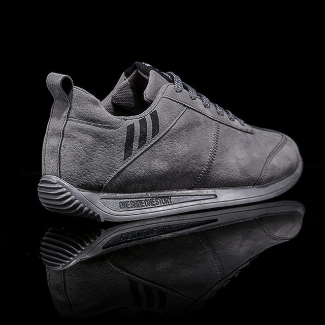 MR CO-zapatos informales para hombre estilo otoño primavera Forrest gump, cómodos, ligeros, de conducción, 2020 1