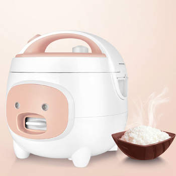 2L 400W Household Rice Cooker Electric Cooking Machine with Non-Stick Liner Kitchen Cooking Appliances food cooker AU Plug 220V food mixers bosch mfq2210d home kitchen appliances processor machine equipment for the production of making cooking