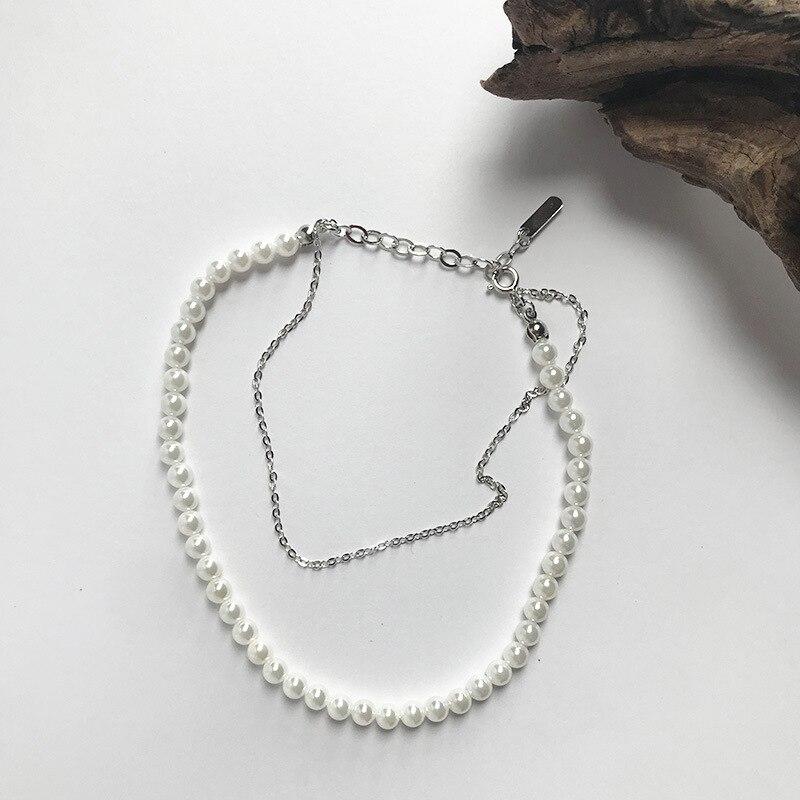 Купить leouerry 925 пробы серебряные браслеты для ног женщин простой