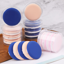 10 Pcs/Lot Air Cushion Puff Powder Makeup Sponge for BB CC Cream Contour Facial Smooth Wet Dry Make Up Beauty Tools Gift