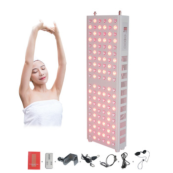 IDEA LIGHT Red Light Therapy Lamp Red 660nm and Near Infrared 850nm-Red & Near Infrared Led Light Therapy for Skin Pain Relief