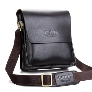 Famous Brand Leather Men Bag C