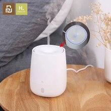 Xiaomi HL aromaterapi difüzör hava damperi Aroma difüzör makinesi uçucu yağ ultrasonik Mist Maker sessiz taşınabilir