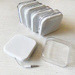 Image 5 - MP3/MP4 Bedrade Koptelefoon Zonder Microfoon Muziek Oortelefoons I5 Oorbeschermers Als Mobiele Telefoon Headset Gift 1Meter Lijn