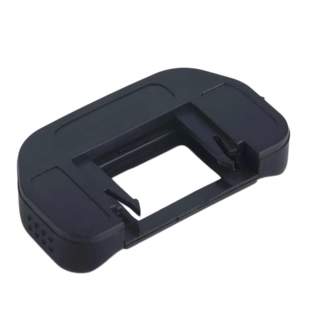 الأسود المطاط فنجان العين العدسة لكانون EB ل EOS 10D 20D 30D 40D 50D 60D 550D جديد وصول