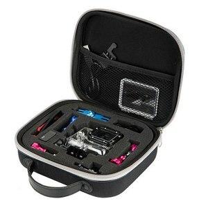 Image 4 - Waterproof Sports Action Camera Bag for Gopro Hero 9 8 7 6 5 4 3 SJ4000 Sj6000 SJ8 xiaoyi 4k Osmo Action Case for Travel Storage