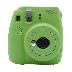 Image 5 - Fujifilm INSTAX Mini 9 Paquete de regalo de película instantánea de la Cámara nuevo 5 colores Navidad Año nuevo regalo foto de cámara instantánea