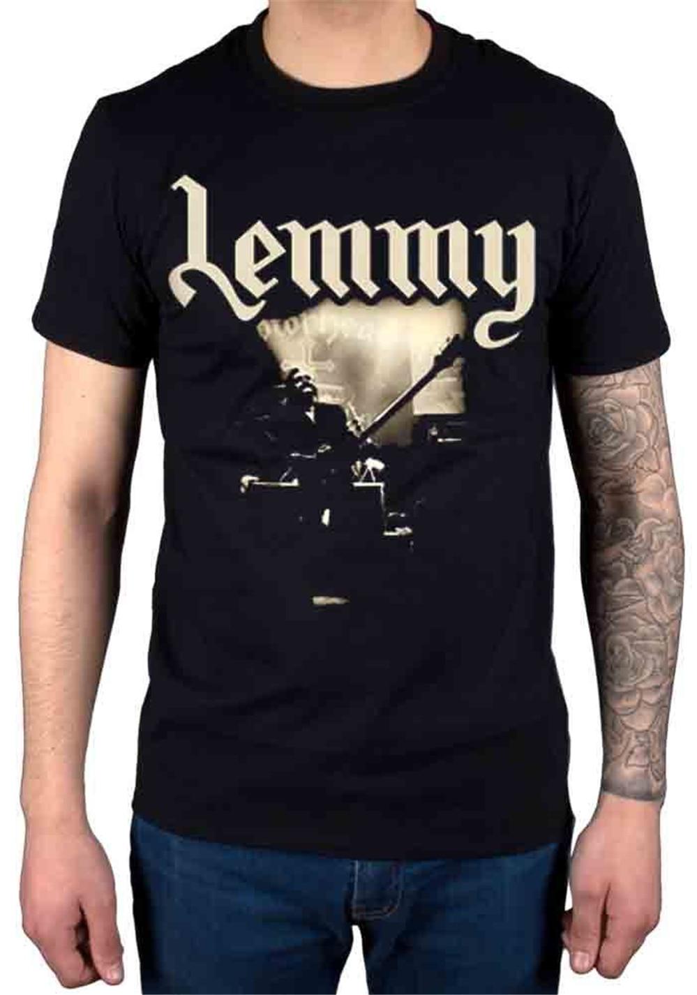 Lemmy Lived To Win New T Shirt Men Women Kilmister R.I.P Merch Ace Of Spades Fashion Classic Tee Shirt