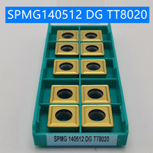 SPMG050204 SPMG060204 SPMG07T308 SPMG090408 SPMG110408 SPMG140520 DG TT9030 TT8020 inserto de carburo de herramienta de torneado torno de corte