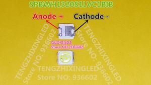 Image 3 - لسامسونج LED LCD الخلفية التلفزيون تطبيق LED الخلفية TT321A 1.5 واط 3 فولت 3228 2828 كول الأبيض LED LCD التلفزيون الخلفية
