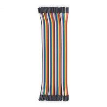 Dupont кабель Перемычка провода dupont линия папа-папа dupont линия 20 см диаметр: 2,54 мм