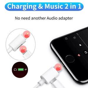 Image 2 - Kulak kablolu Bluetooth kulaklık mikrofon ile şarj spor kulaklık için iPhone 8 7 6 artı XS Max XR kulaklık kulaklıklar için