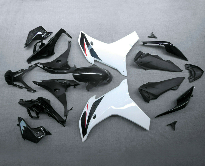 Upgrade Fairing kit for <font><b>Honda</b></font> CBR600F 2011 2012 2013 2014 <font><b>CBR</b></font> <font><b>600F</b></font> 11 12 13 14 model injection ABS fairings set AA2 image