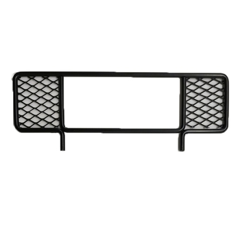 Metal Anti-Collision Guard Net Middle Fence Grid Front Bumper for 1/12 MN D90 D91 D99S RC Car Upgrade Parts Accessories image