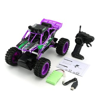 RC Racing Car 1/12 9120 4WD 2.4G Stunt Drift Climbing Car RC Off-road Car Shock-Resistant Climber Wireless Electric Toy