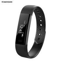 Смарт-браслет с шагомером для мужчин и женщин, браслет с шагомером, фитнес-браслет с будильником, смарт-браслет, часы PK Fitbits
