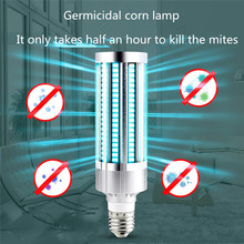 UV Germicidal Lamp Sanitizer With Remote Control Disinfection Lamp Light 99% E27 LED UVC Light Bulb Sterilization 60W For Home